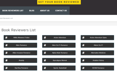 An Elegant Solution To Review Blues: BookGeeBee
