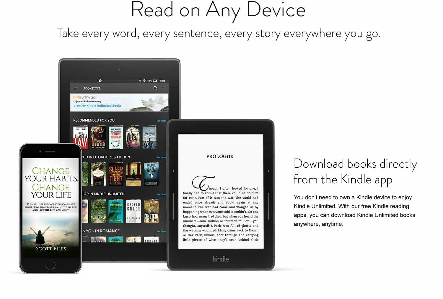 Kindle Vs Sony Reader: Amazon Kindle Is 10-Years-Old Today