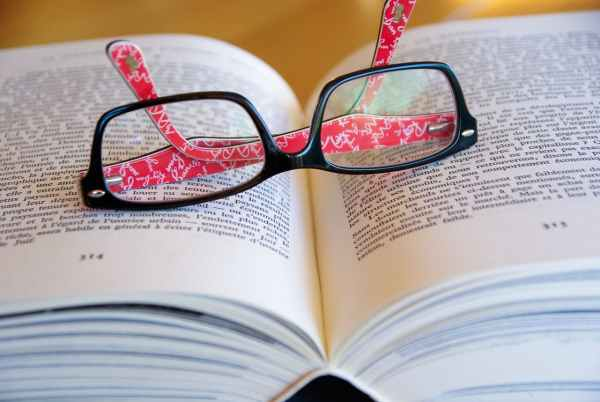 Reading glasses | From the blog of Nicholas C. Rossis, author of science fiction, the Pearseus epic fantasy series and children's book