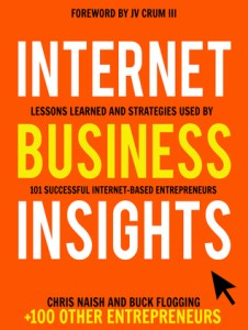 Internet Business Insights by Chris Naish | From the blog of Nicholas C. Rossis, author of science fiction, the Pearseus epic fantasy series and children's book