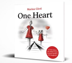 One Heart by Marina Gioti | From the blog of Nicholas C. Rossis, author of science fiction, the Pearseus epic fantasy series and children's book