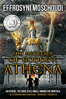 The Necklace of Goddess Athena by Effrosyni Moschoudi | From the blog of Nicholas C. Rossis, author of science fiction, the Pearseus epic fantasy series and children's book