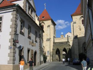 Prague, Mala Strana | From the blog of Nicholas C. Rossis, author of science fiction, the Pearseus epic fantasy series and children's books