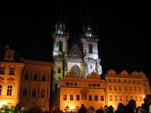 Prague, Staromestske nam. | From the blog of Nicholas C. Rossis, author of science fiction, the Pearseus epic fantasy series and children's books