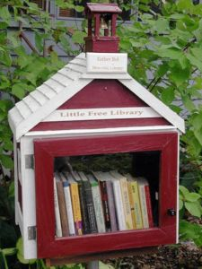 An Obituary: Todd Bol, creator of Little Free Library, dies at 62