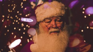 Santa | From the blog of Nicholas C. Rossis, author of science fiction, the Pearseus epic fantasy series and children's books