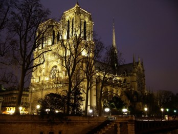 Notre-Dame | From the blog of Nicholas C. Rossis, author of science fiction, the Pearseus epic fantasy series and children's books
