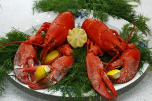 Lobster | From the blog of Nicholas C. Rossis, author of science fiction, the Pearseus epic fantasy series and children's book