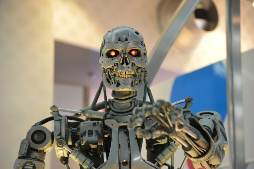 Will robots replace writers?   From the blog of Nicholas C. Rossis, author of science fiction, the Pearseus epic fantasy series and children's books
