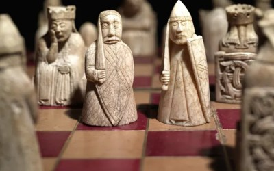 Medieval Chess Troubles