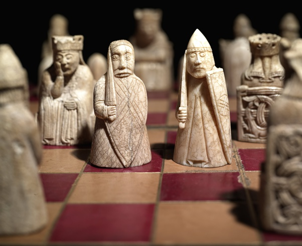 Lewis chess | From the blog of Nicholas C. Rossis, author of science fiction, the Pearseus epic fantasy series and children's books