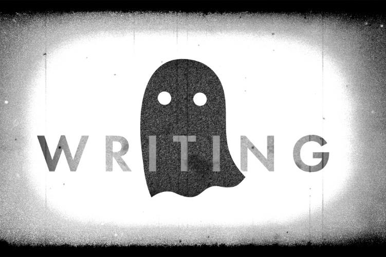 Ghostwriting | From the blog of Nicholas C. Rossis, author of science fiction, the Pearseus epic fantasy series and children's book
