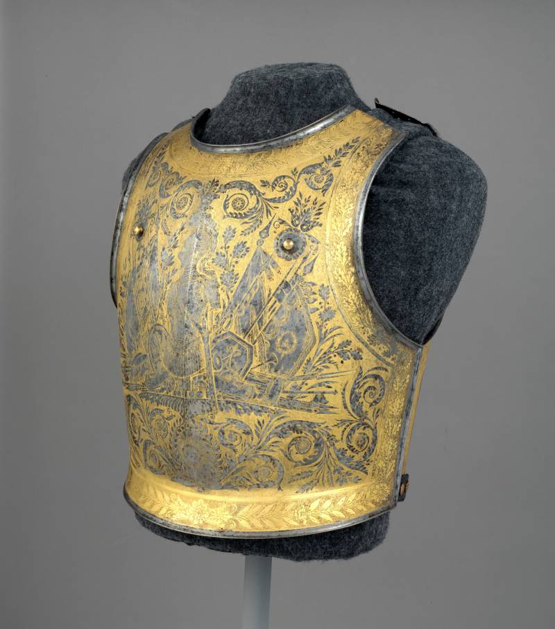 Gilded Cuirass | From the blog of Nicholas C. Rossis, author of science fiction, the Pearseus epic fantasy series and children's book
