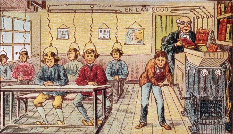 1901 school | From the blog of Nicholas C. Rossis, author of science fiction, the Pearseus epic fantasy series and children's books
