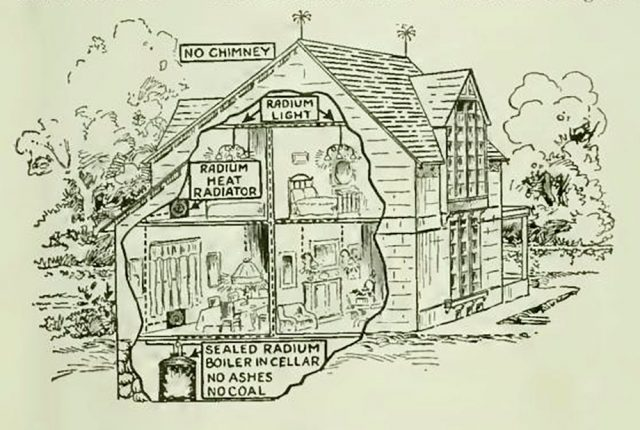 1919 nuclear house | From the blog of Nicholas C. Rossis, author of science fiction, the Pearseus epic fantasy series and children's books