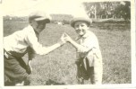 Milton & Wayne as kids