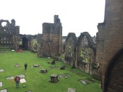 Elgin Cathedral - 4