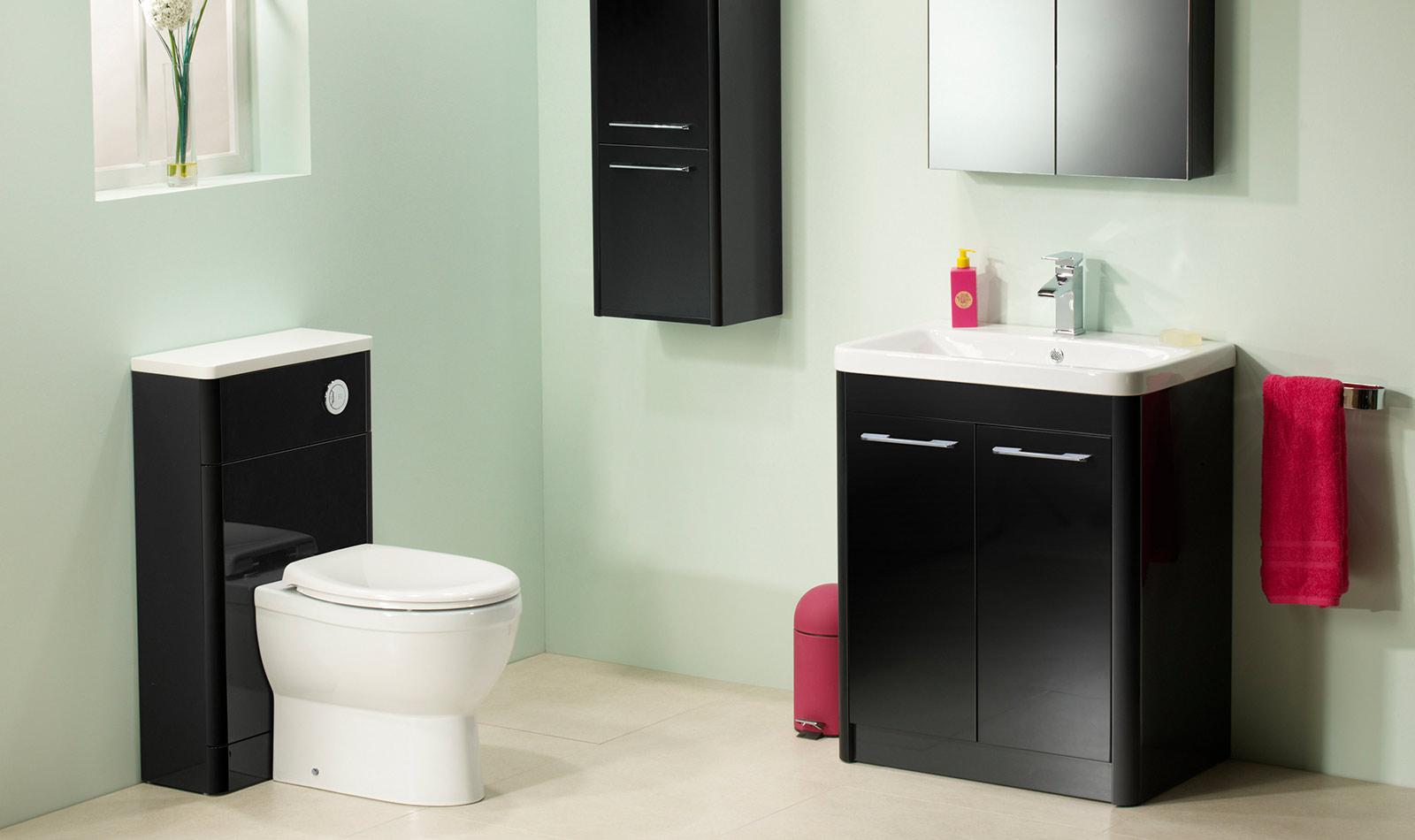 Instinct  IOS Furniture Range  Bathroom Solutions