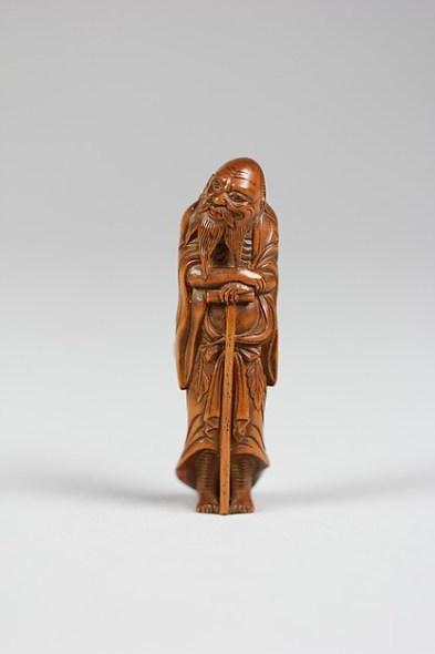 Netsuke, Metropolitan Museum of Art.
