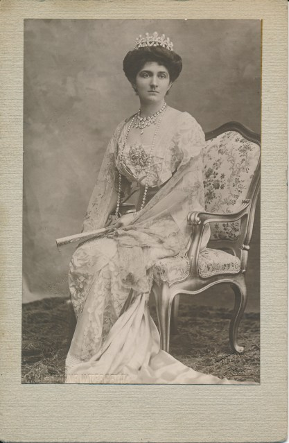 Queen [H]elena of Italy*, Nichols Family Photograph Collection.