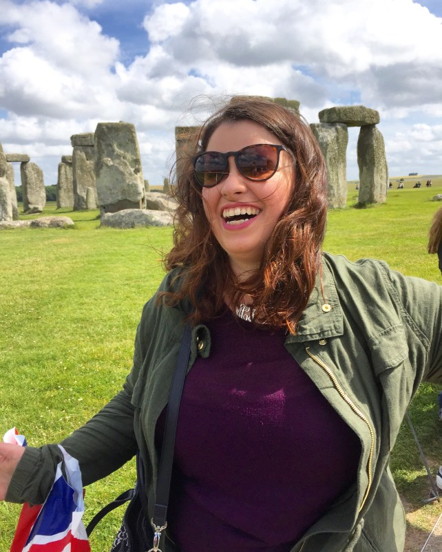 Casey_At Stonehenge