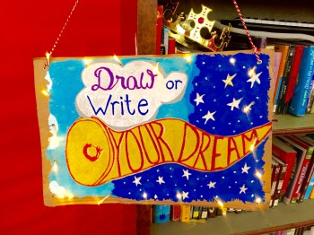 Casey_Draw or write your dream