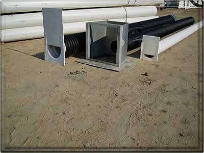 Irrigation Pipe Sales and Supplier located in Texas