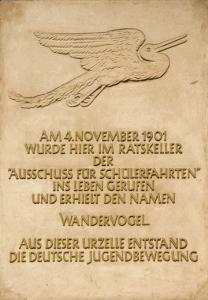 Wandervogel. Kalenderblatt