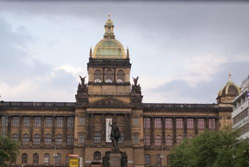 Prager Fotoimpressionen: Wenzelsplatz