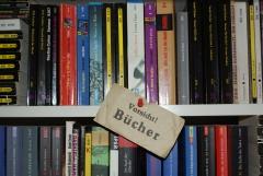 Vorsicht Bücher