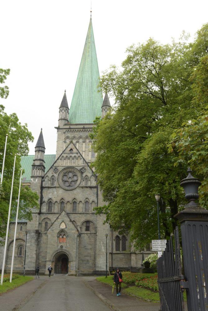 Von Trondheim nach Kristiansund