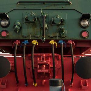 #Lokomotive #Lok #Braunkohle #LEW-EL-2 #Bitterfeld #goitsche
