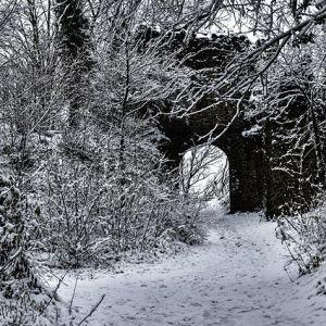 Winterspaziergang #Wetzlar #Kalsmunt