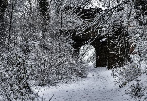 Vereinzelt heftiger Schnee und Regen