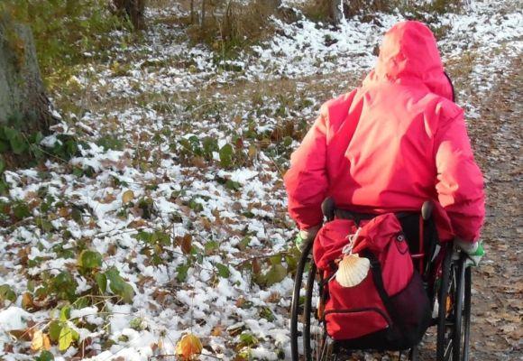 Anne Chantal und der Jakobsweg – Ein Kämpferherz gibt nicht auf