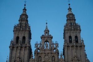 Von Padron nach Santiago de Compostela
