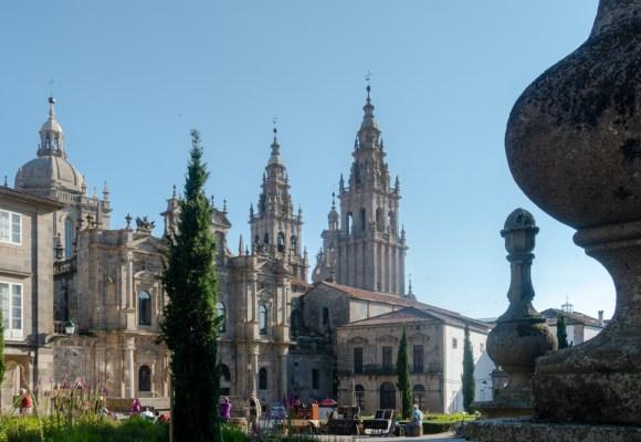 Unterm Sternenfeld – ein Tag in Santiago de Compostela