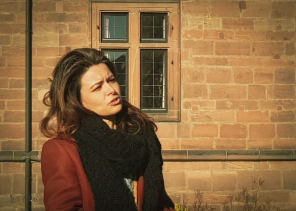 Viel zu sehen in Aschaffenburg: Natalie Ungar, Öffentlichkeitsreferentin der Museen