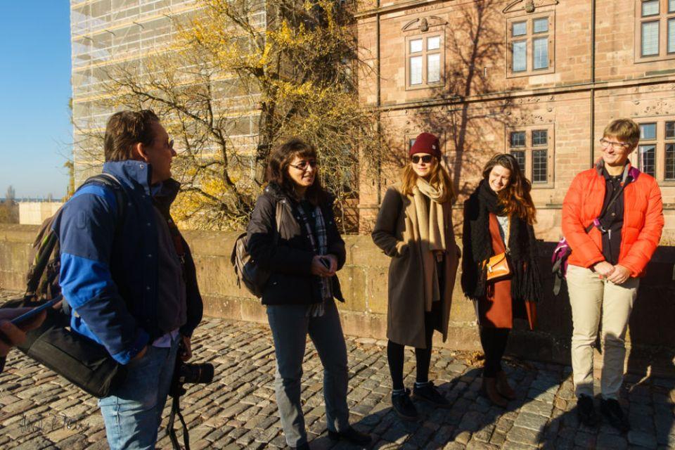 Paul Dylla und Katja Kupka (von links) sind die OrganisatorInnen