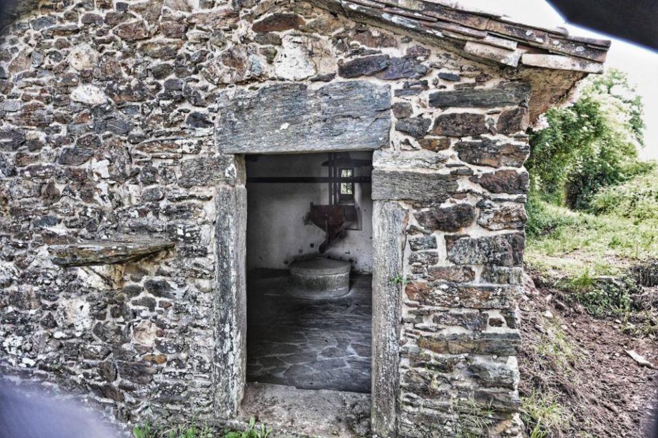 Ehemalige Mühle am Rundweg