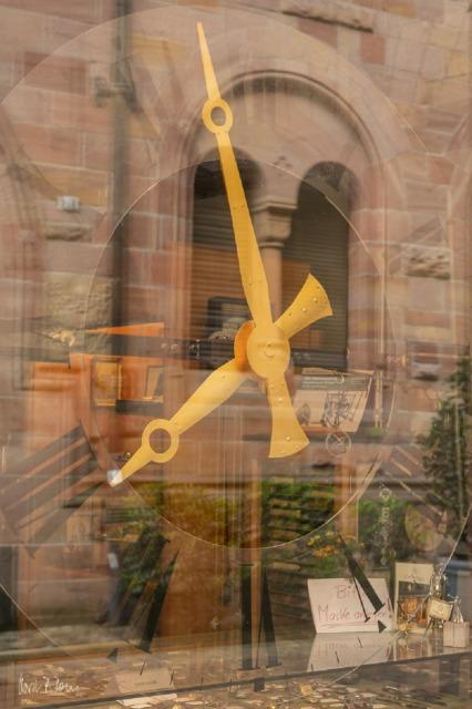 Schaufenster in der Konviktstraße