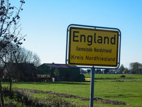 England auf Nordstrand