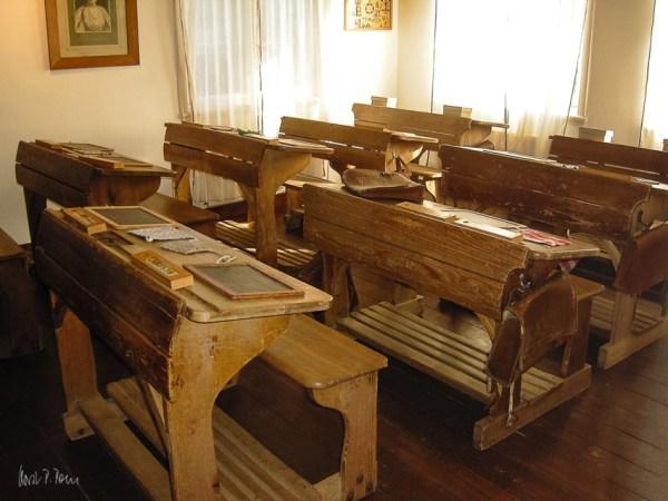 Schule in Tetenbüll