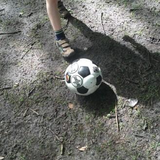 Beim Fußball II.