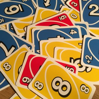 Uno-Karten I