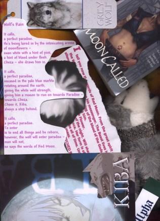 Wolf's Rain + Patricia Briggs