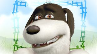 Duke from Back at the Barnyard  Cartoon  NickAsiacom