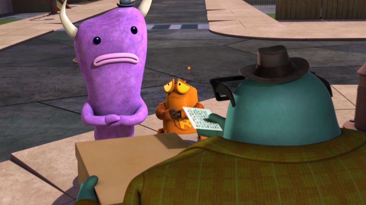 Robot  Monster Episodes  Watch Robot  Monster Online