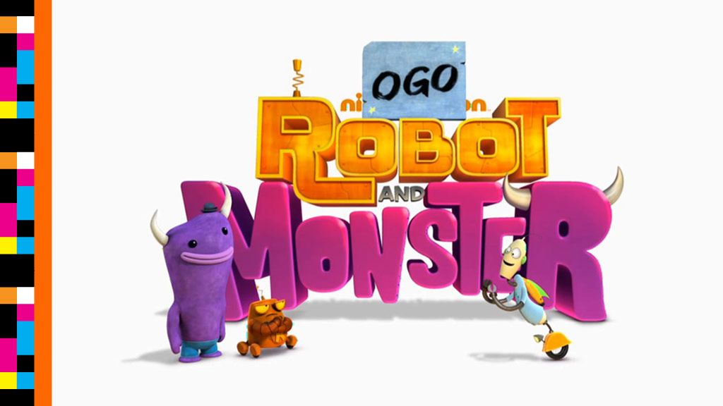 Bacon Robot And Monster