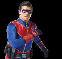 Capitan Man : immagini e video su Nickelodeon